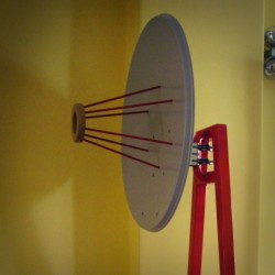 Acoustic dishes