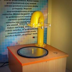 Bernoulli disk