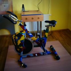 Pedal machine to generate...