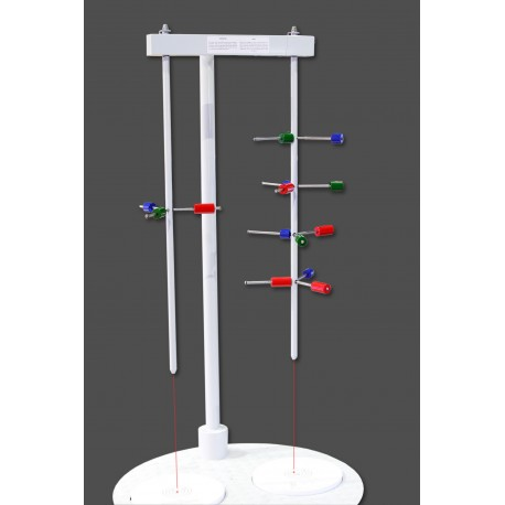 "Center Of Gravity ""Laser Tree"" (version for 2)"