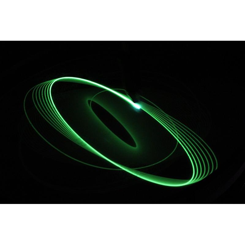 Laserové kyvadlo
