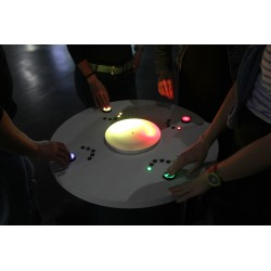 4 Buttons Acumen Meter