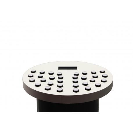 32 Buttons Acumen Meter